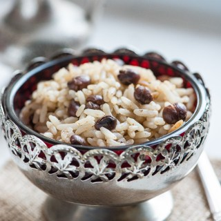 Instant authentic Jamaican Gungo Rice and Peas? YES please!