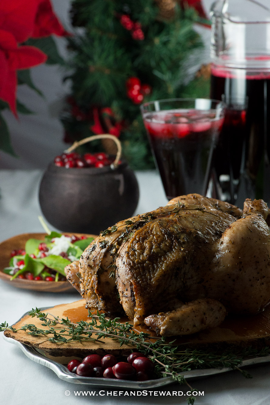 Christmas jamaican style recipes and more chef and steward jamaiacan christmas table spread 1 forumfinder Images