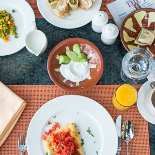 Fit foodie travels: Jordan