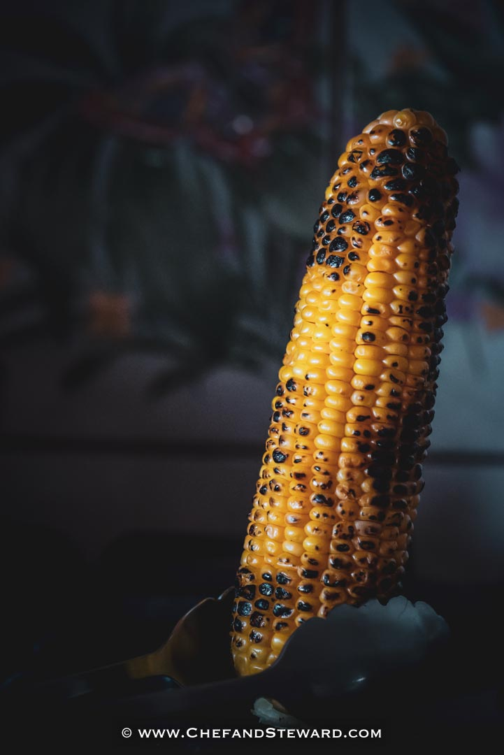 How to Grill Corn on the Stove Top