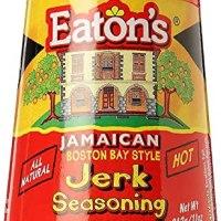 Eaton's Boston Bay Jamaican Jerk Seasoning HOT