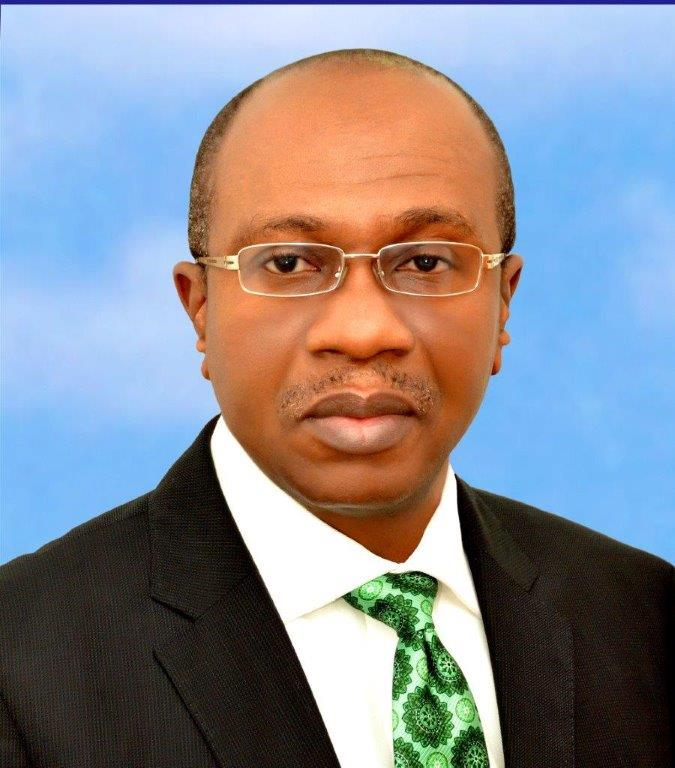 Godwin Emefiele, the Governor of the Central Bank of Nigeria, CBN