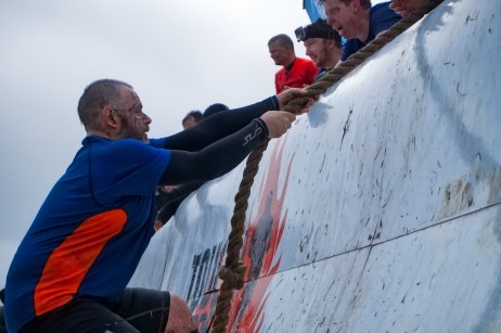 Tough Mudder North West 2017 Avalanche