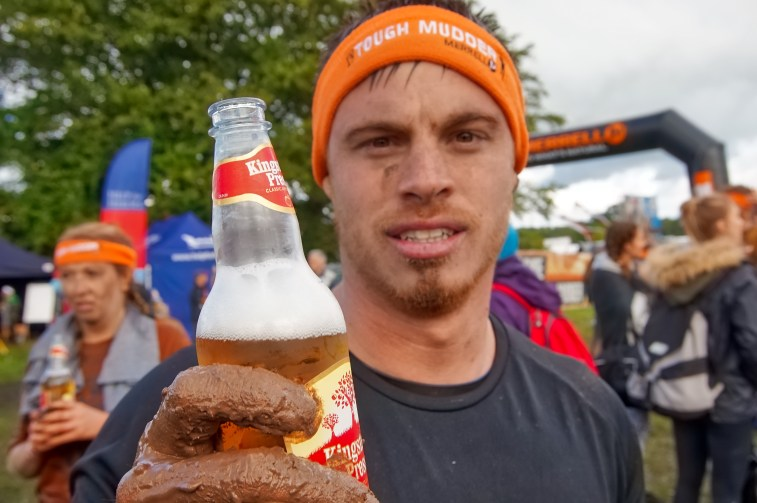 Tough Mudder North West 2017 Mark Finish