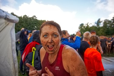 Tough Mudder North West 2017 Sara