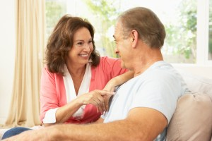 in a relationship, couple relaxes. They know how to fix relationship issues and solve relationship problems.