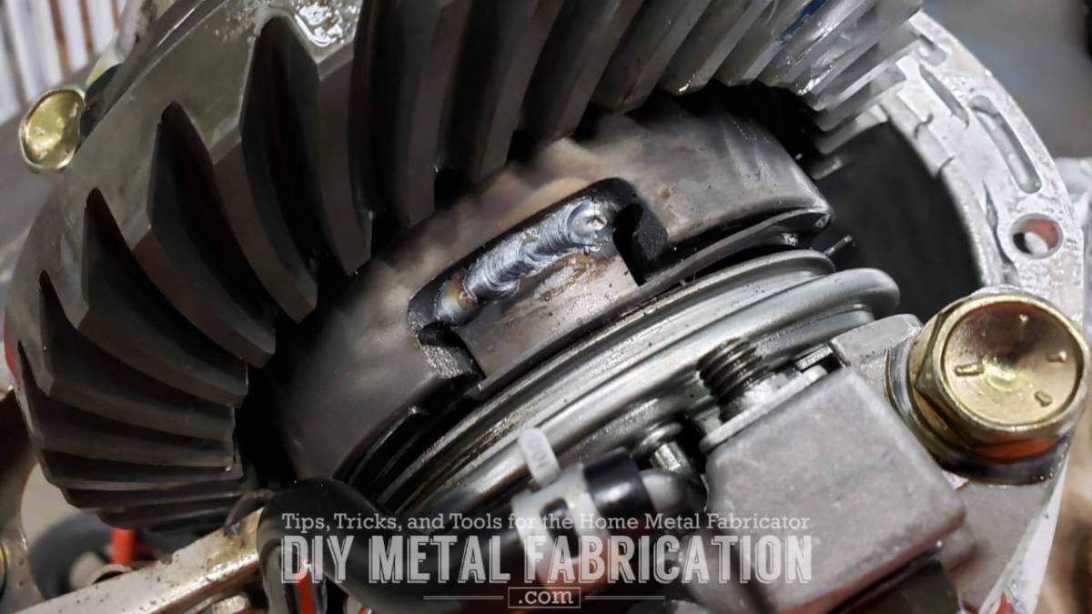 Vitara Tracker Permanent 4wd Differential Actuator Fix Diy Metal Fabrication Com