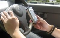 sms-en in de auto