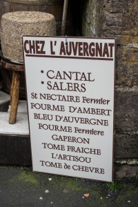 Salers Cantal Auvergne