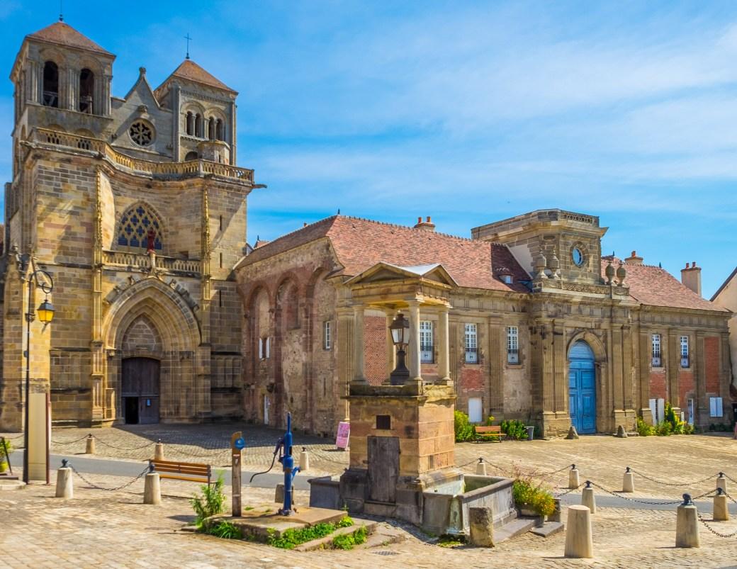 Central France Souvigny - Allier - Bourbonnais - Deep Heart of France