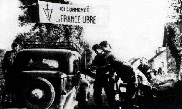 Mont Mouchet Auvergne Resistance Maquis