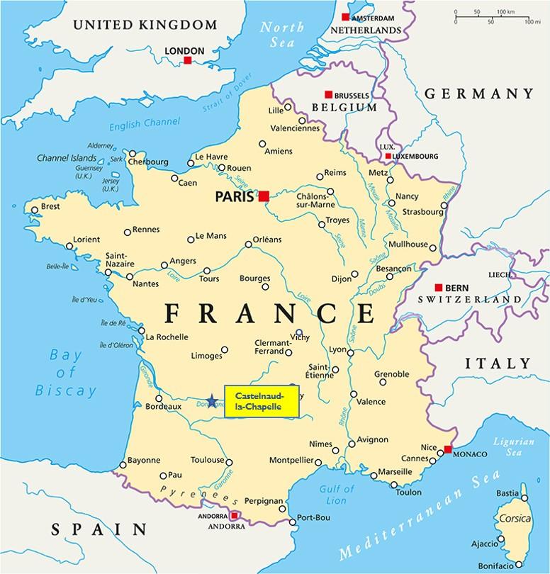Castelnaud Dordogne France