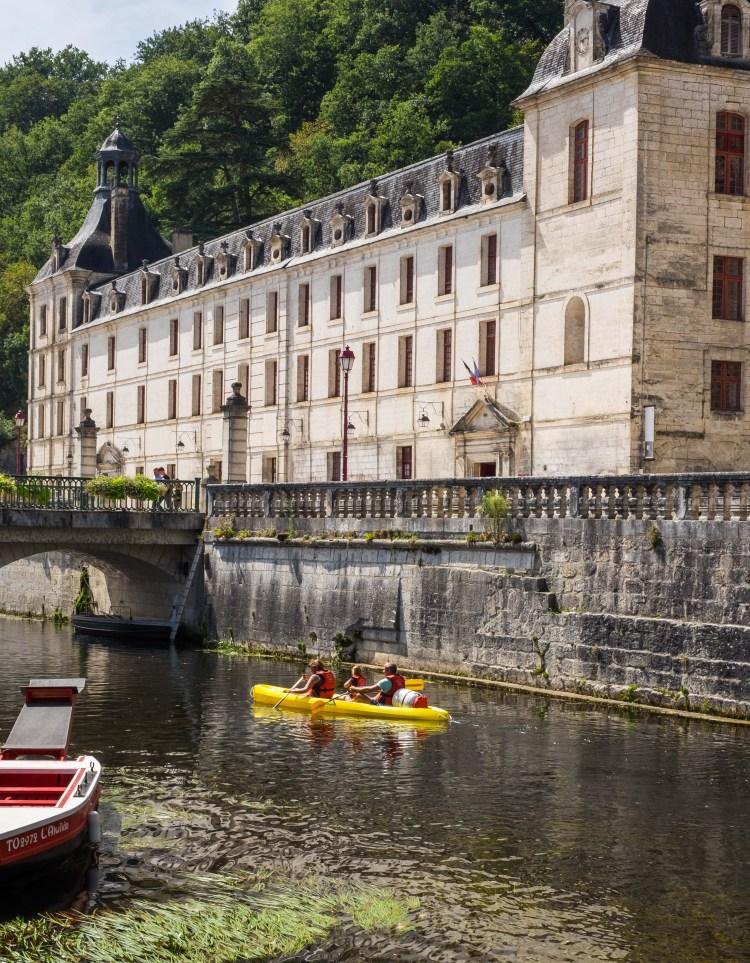 Brantôme Dordogne Troglogyte