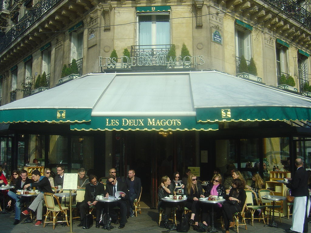 Bougnats Auvergne Migration France Paris
