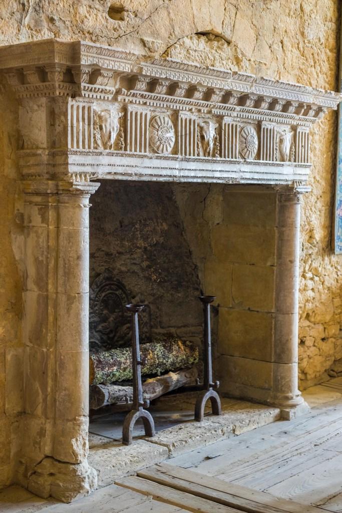Beynac Beynac-et-Cazenac Dordogne France Castle Chateau