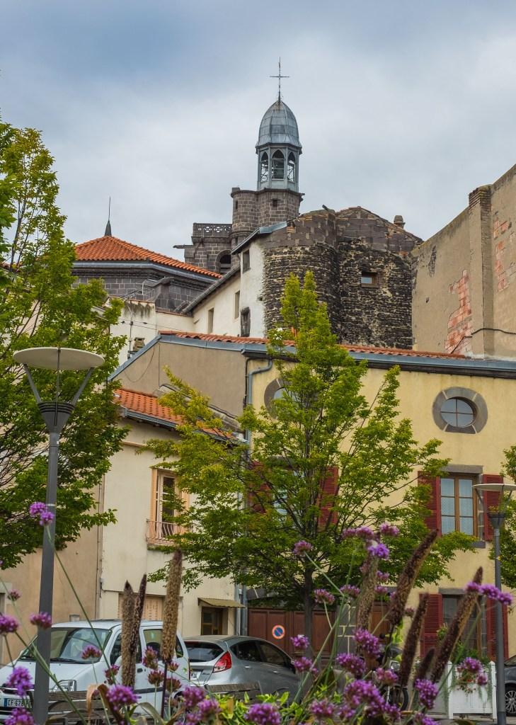 Montferrand Clermont Clermont-Ferrand Auvergne Puy-de-Dome France