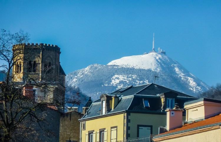 Chaine des Puys Auvergne Volcano UNESCO
