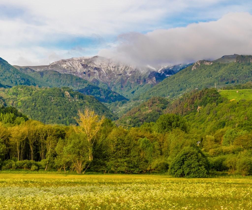 Auvergne France