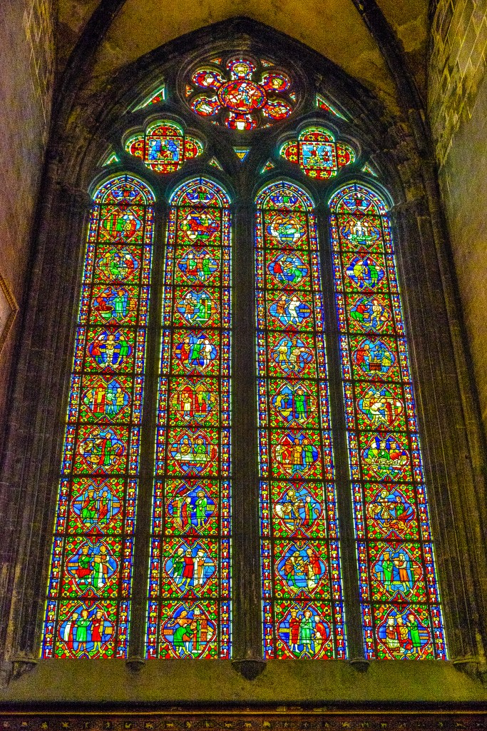Clermont-Ferrand Cathedral Notre-Dame Fire Auvergne France