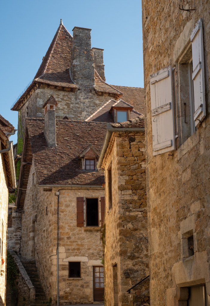 Carennac France Village Dordogne Enlightenment