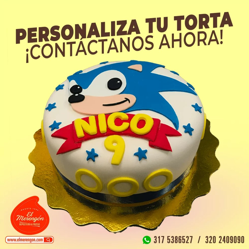 Torta Sonic, El Merengón