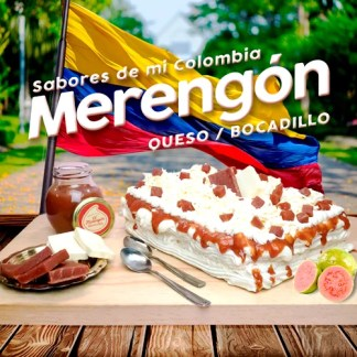 Merengón Queso / Bocadillo