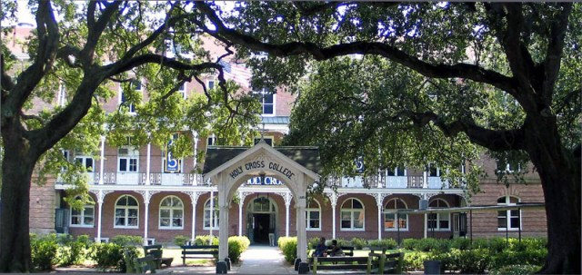 Holy Cross High School New Orleans