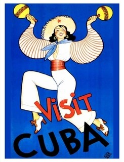 Visit Cuba Coloring Book