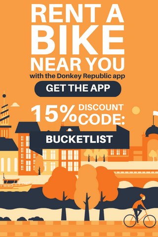 Rent a Bike in Germany or anywhere in the world with Donkey Republic