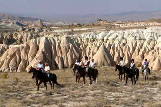 Horseback Riding in Turkey