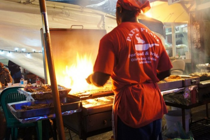 Pat's Place- Oistins Barbados