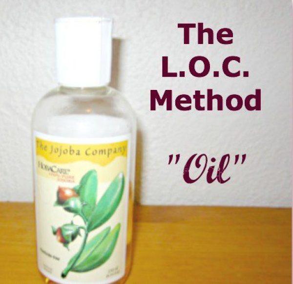 sealing moisture in natural hair