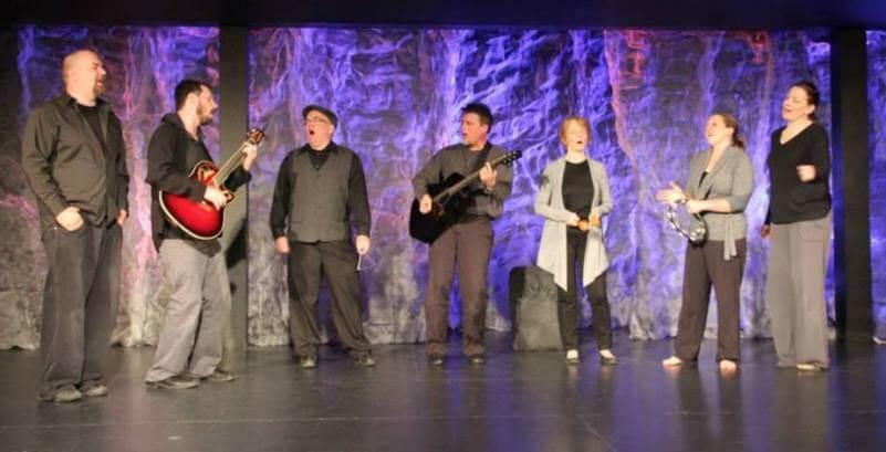 "photo of Goatsinger Show: ""Gathered"" - From Spring 2014"