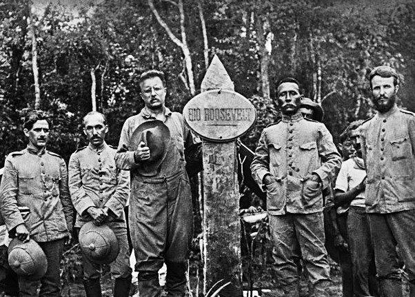 1914 Rio Roosevelt Team