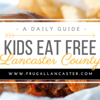 Kids Eat FREE in Lancaster, PA