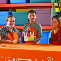 Home Depot FREE Kids Workshop - Build a Bunny Basket {Saturday, April 1, 2017}
