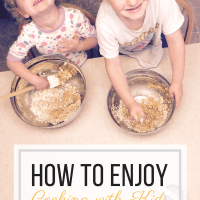 Tips to Enjoy Cooking With Kids