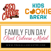 FREE: Family Fun Day at the Red Caboose {April 29, 2017}