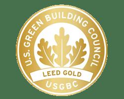 USGBC - LEED Gold Logo