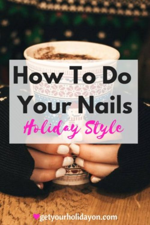 Are you looking for a new way to do your nails for the holidays? Check out these holiday style nail designs.