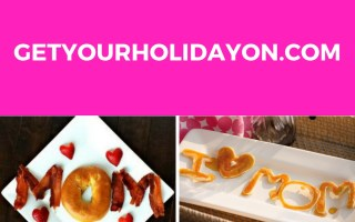5 Mother's Day Breakfast Ideas