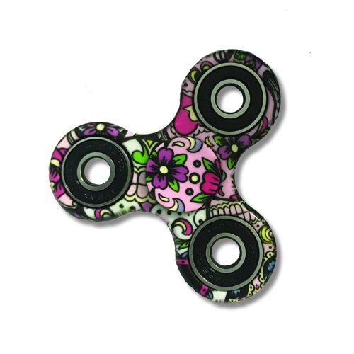 Hand Spinner Tri-Spinner Fidget Spinner Toy Stress Reducer