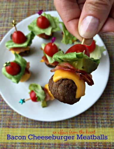 Put a twist on any holiday with these great snack ideas.