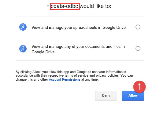 CDATA go from GoogleSheets to a ODBC data source ⋆ GeekMustHave