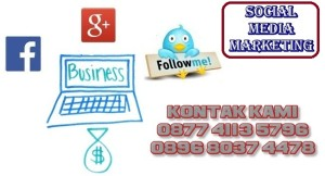 Jasa Sosial Media Marketing