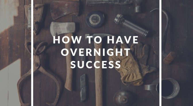 How To Have Overnight Success In Your Online Enterprise Today