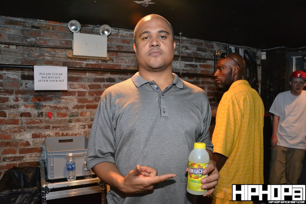DMX Performance At The TLA Philly 6/10/12 (PHOTOS) Irv Gotti Fam Juice