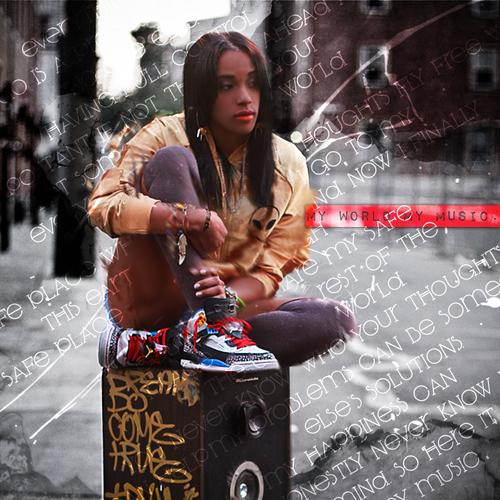 Frenchie - My World My Music (EP)