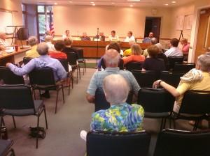 July 5, 2011 Council workshop