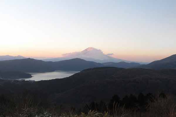 Experiencing Mount Fuji